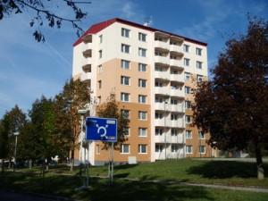Bytový dům v Kyjově
