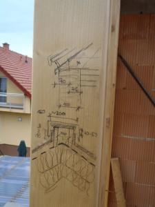 Stavební výkres