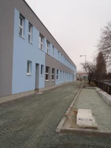 Administrativní a servisní objekt firmy Poclain